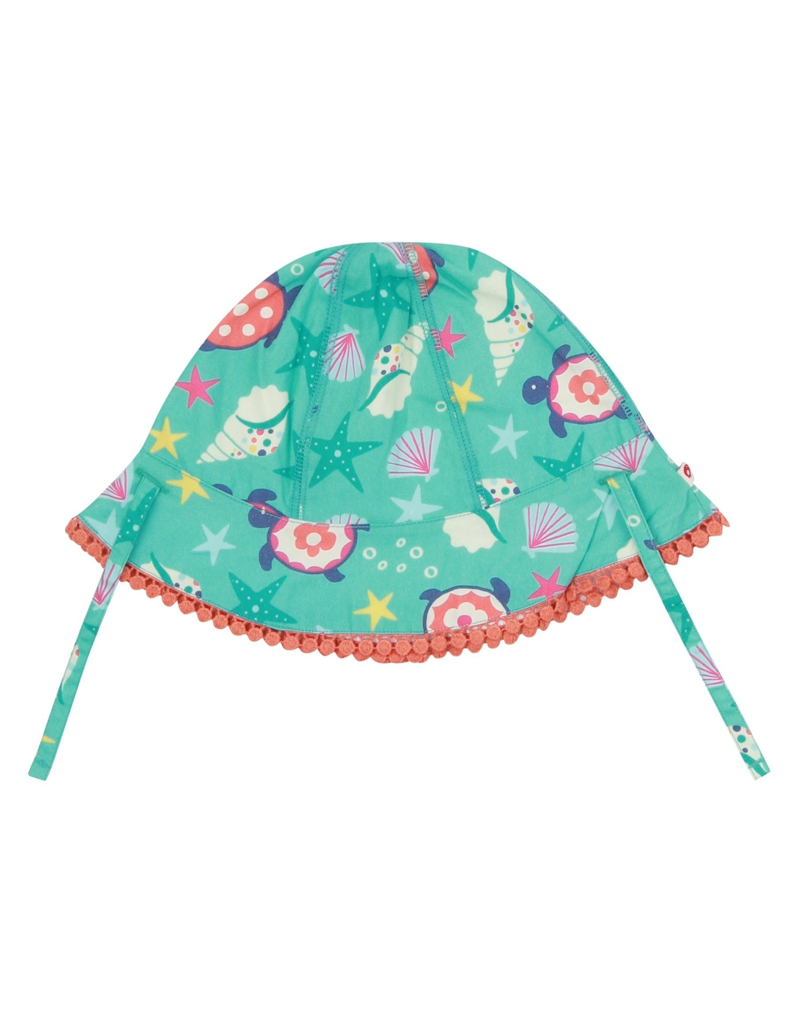 Piccalilly Baby Sun Hat- Deep Sea