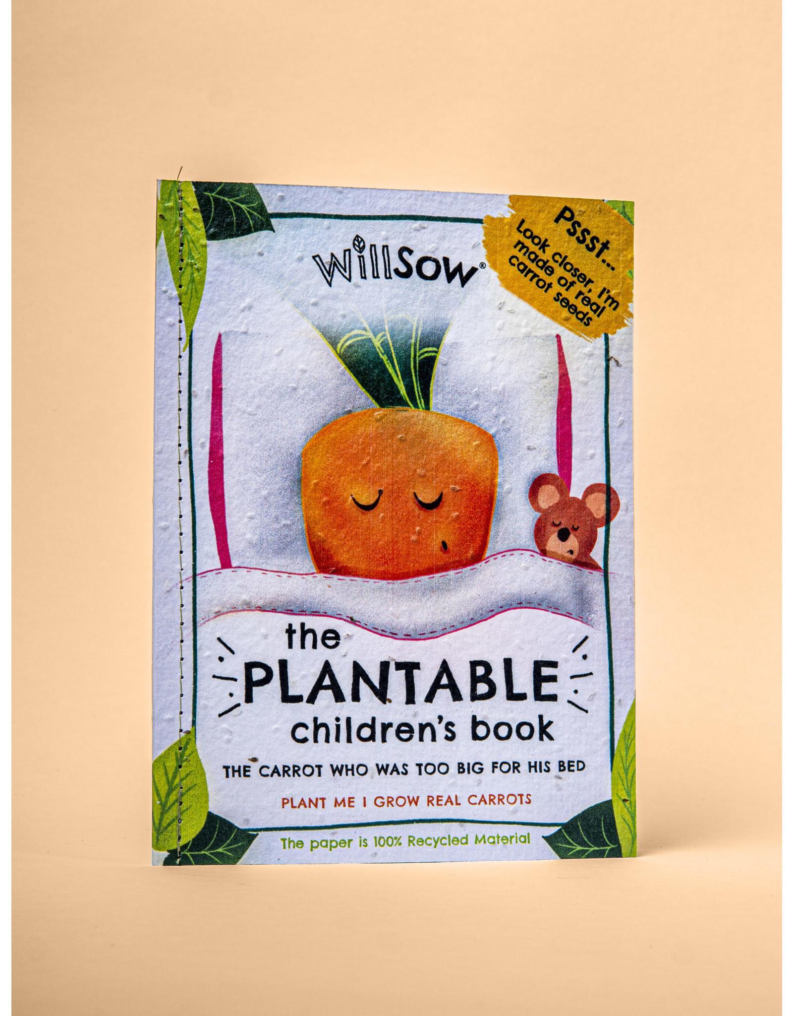 Plantable Children's Books- Bundle of 3