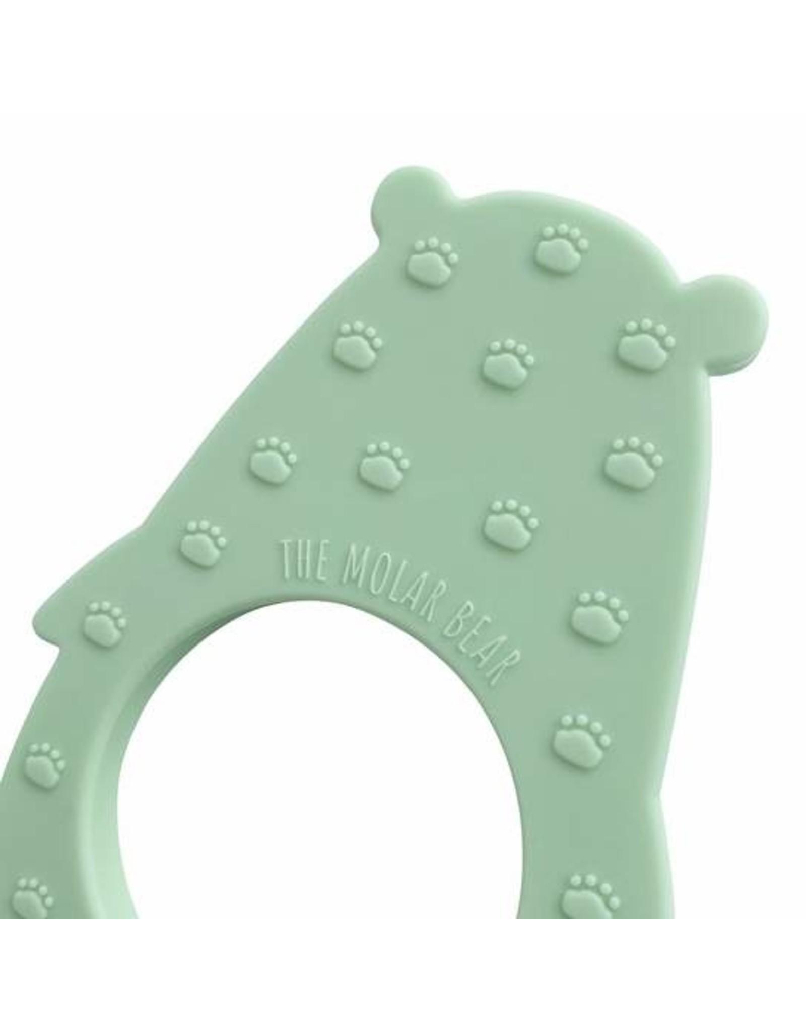 Molar Bear Molar Bear Teether- Minty