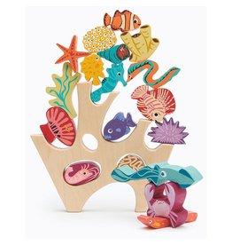Tender Leaf Toys Stacking Coral Reef