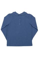 Kite Clothing Kite Clothing Peter Pan Top- Navy Blue
