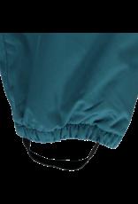 Toddler waterproof Fleece Lined Suit- Peacock Green