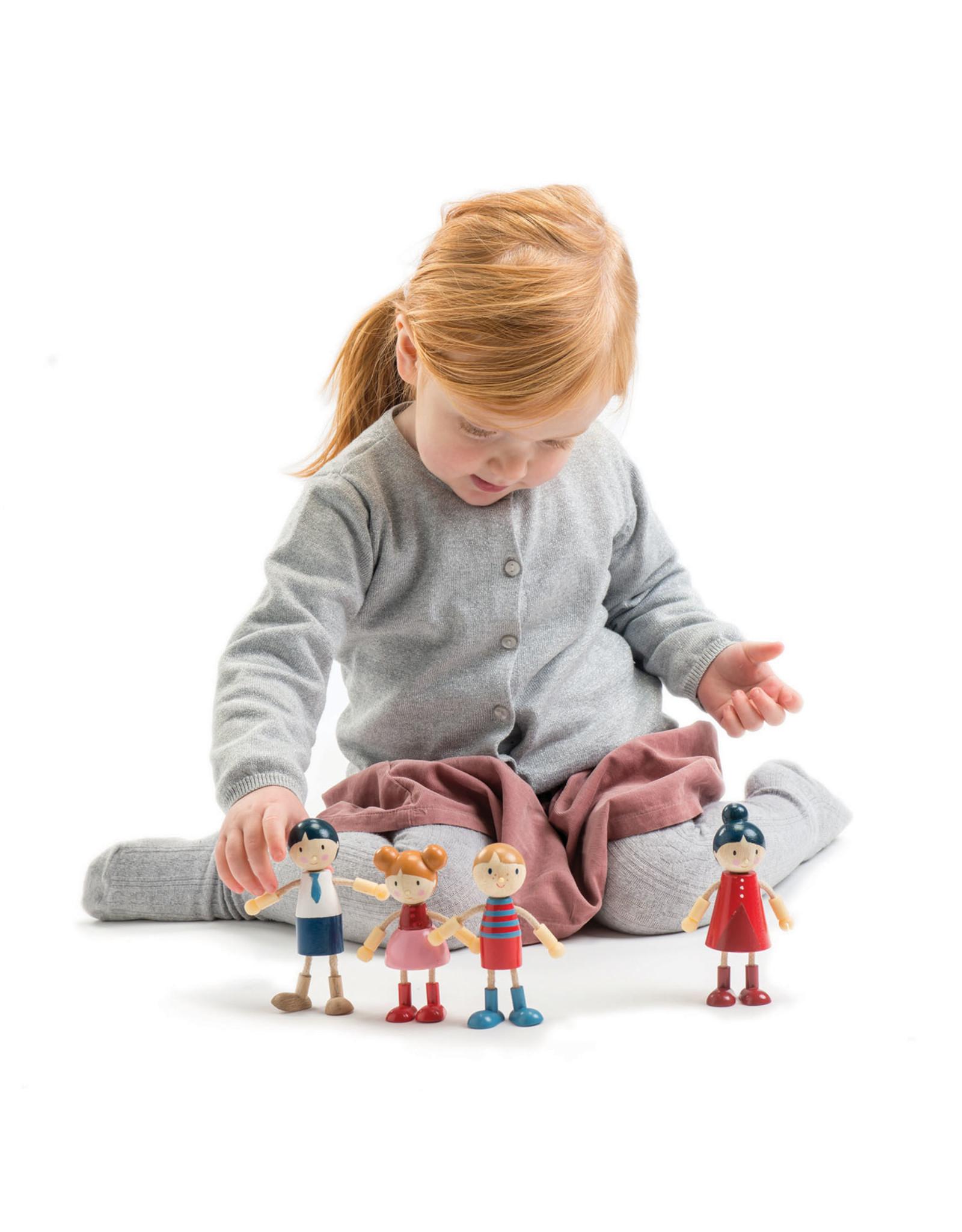 Tender Leaf Toys Tender Leaf Toys Doll Family