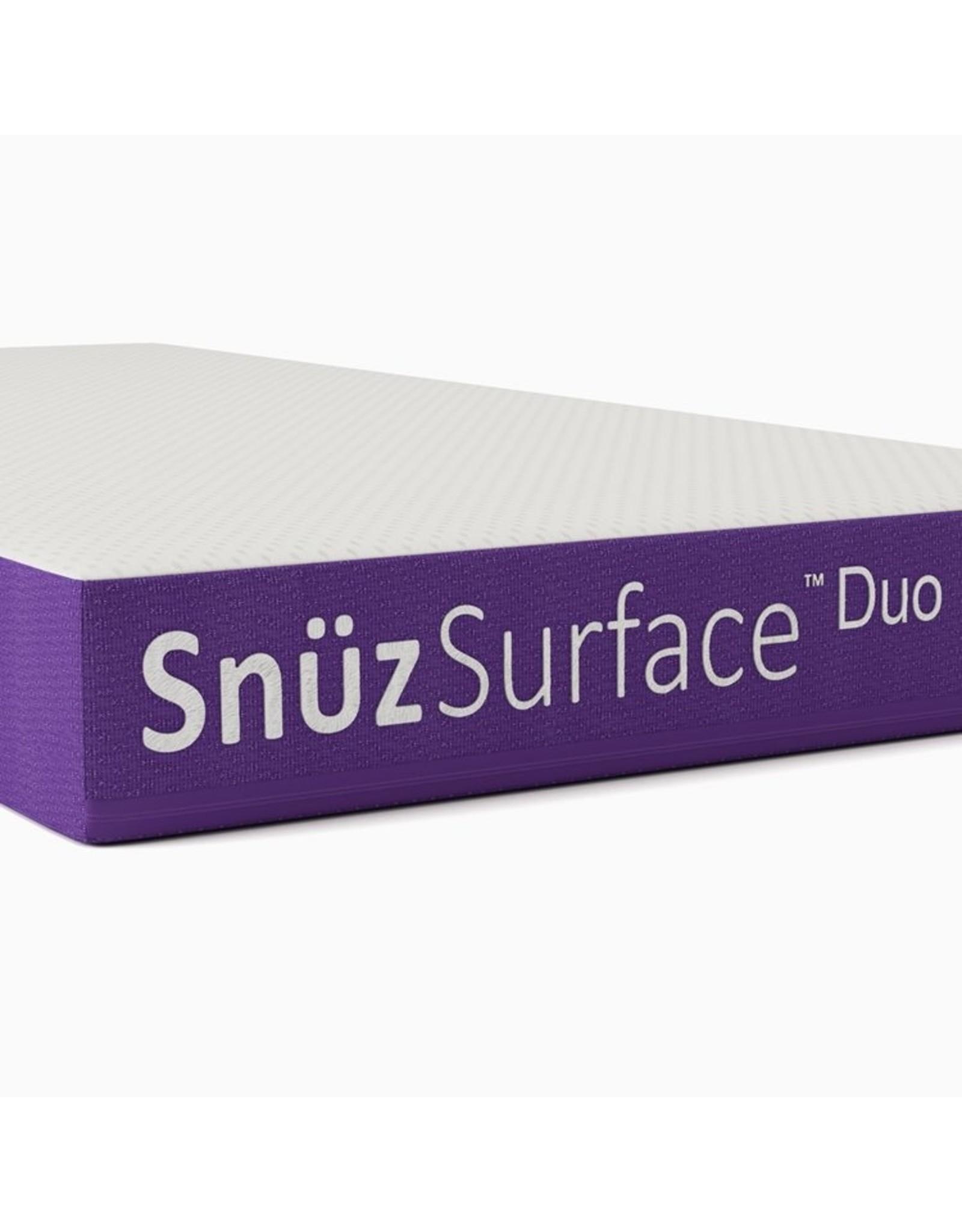 Snuz Snuzsurface Duo Dual Sided Cotbed Mattress SnuzKot