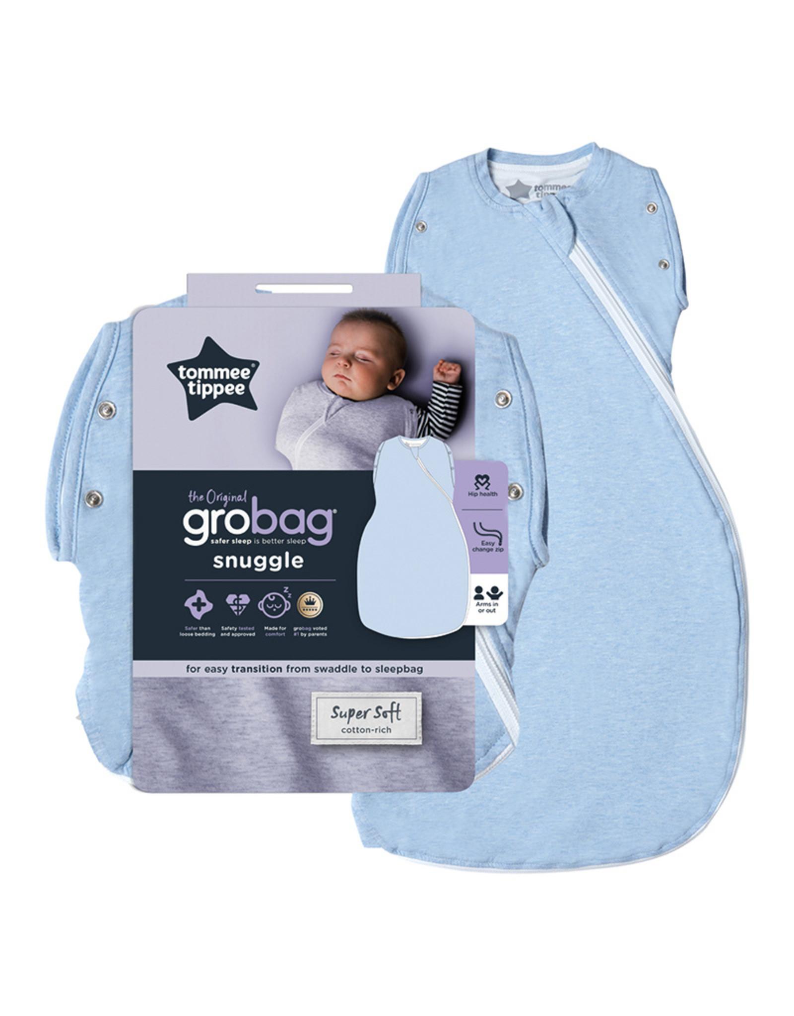 Gro Company Snuggle Gro Snug - 2.5 Tog -0-4 months - Blue  Marl