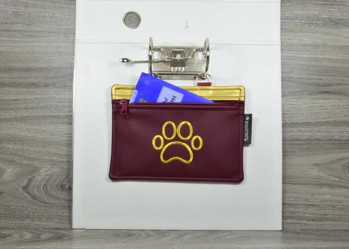 Edelzosse Praktisches Mäppchen für die Aufbewahrung deines Heimtierpasses