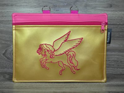 Edelzosse Equidenpasstasche Pegasus