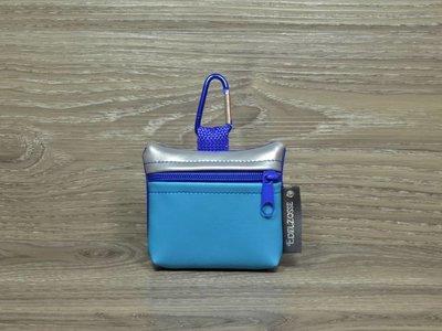 Edelzosse Mini-Tasche Blau