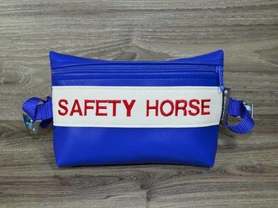 Edelzosse Notfalltasche Safety Horse- Bestickt
