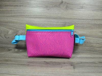 Edelzosse Notfalltasche Zebra Pink
