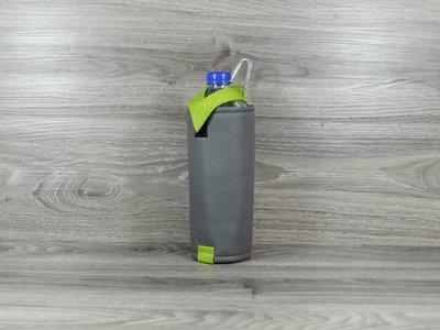 Edelzosse Flaschenhalter Grau
