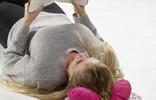 Edelzosse Lesekissen-Herzkissen-Seepferdchen