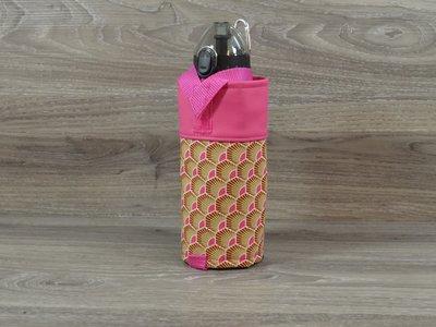 Edelzosse Flaschenhalter 70´s inkl. Flasche