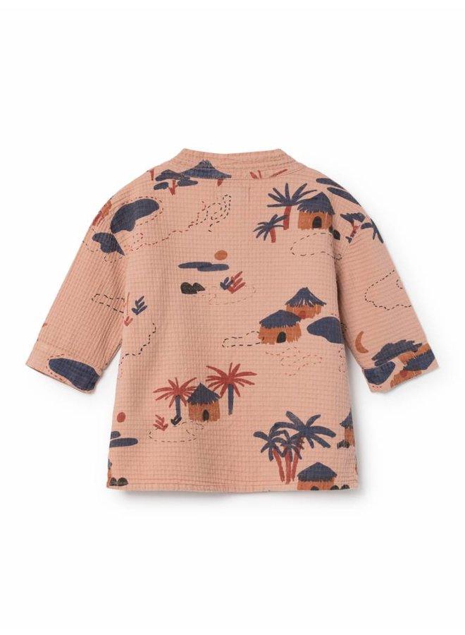 Gombe Kimono Shirt