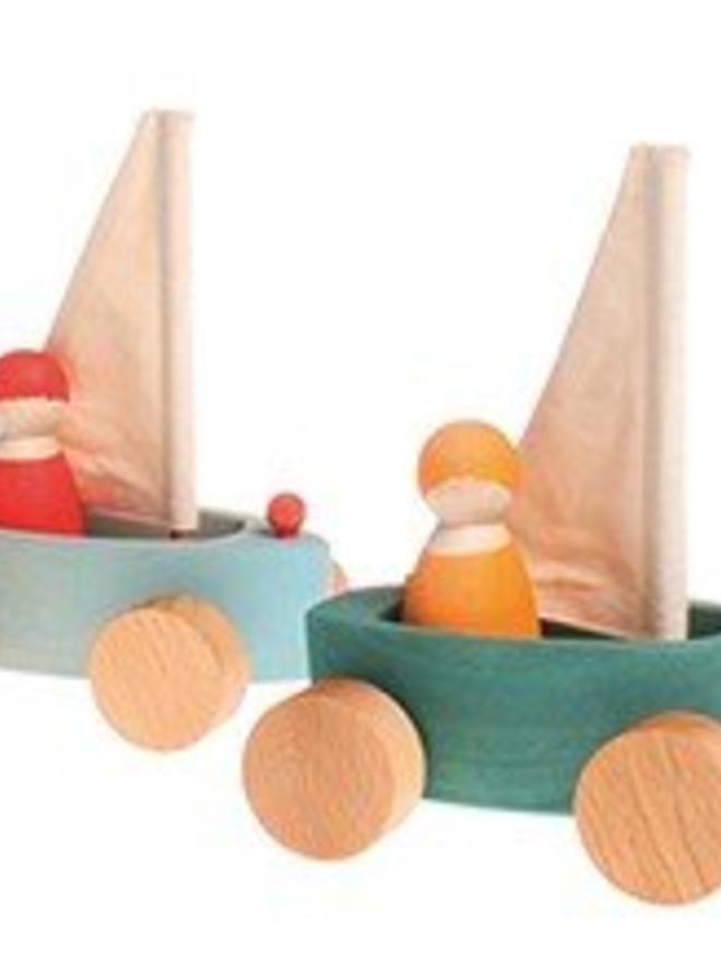 Grimms 4 Kleine Strandsegler