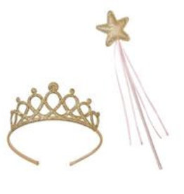 Talking Tables Wand and Tiara Set