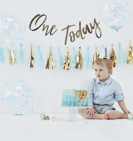 Ginger Ray 1-Jahr-Geburtstags-Fotografier-Set