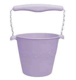 Scrunch Silikonkübel light purple