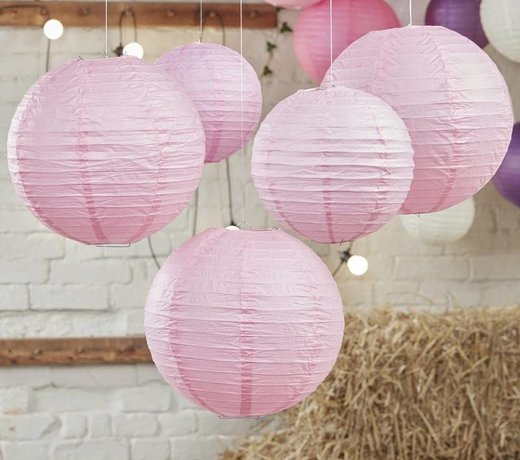 Ballons/Lampions/Girlanden