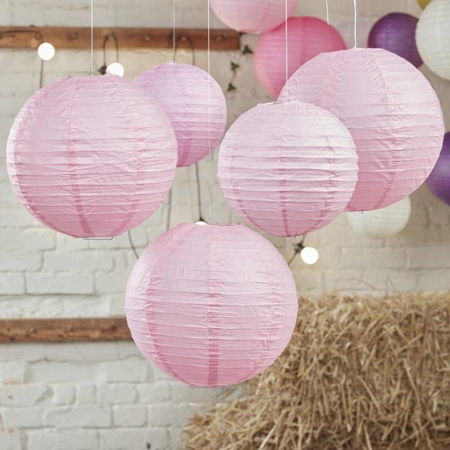 Ballons/Lampions