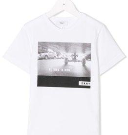 DKNY DKNY T-Shirt Jungs weiß