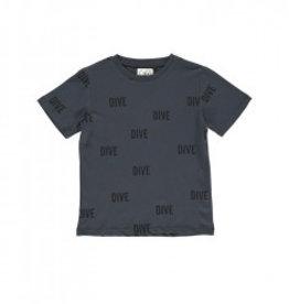 GRO Gro T-Shirt Norr in dunkelgrau