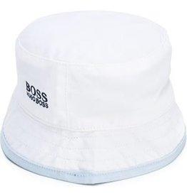 BOSS Boss Sonnenhut weiß/blau