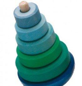 Grimm´s Grimm´s Scheibenturm Steh-auf, blau