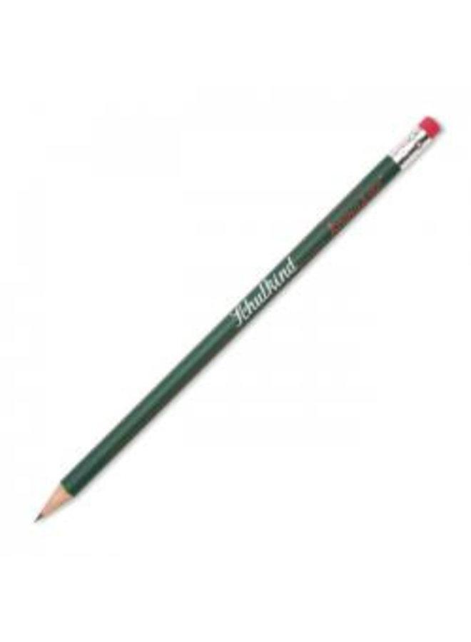 Bleistift Schulkind von Krima&Isa bei Pilzessin