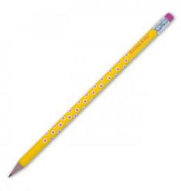 Krima & Isa Bleistift Tupfer gelb