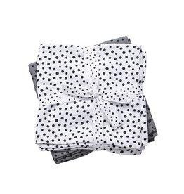 Done by Deer Donebydeer 2er Pack Windeln Happy dots grey