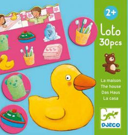 Djeco Lotto of the House bei Pilzessin