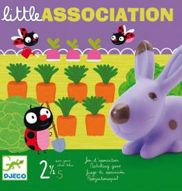 Djeco Little Association bei Pilzessin