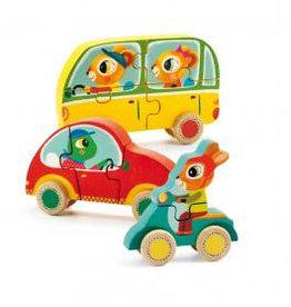 Djeco Puzzle Jako&Co bei Pilzessin