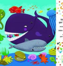 Djeco Djeco Bewegliche Tiere - Hallo Tiere! bei Pilzessin
