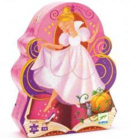 Djeco Djeco Puzzle Cinderella bei Pilzessin