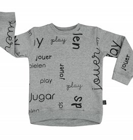 Toosh Play sweatshirt grey