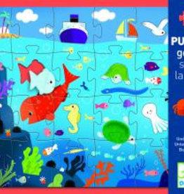 Djeco Djeco Puzzle Unter dem Meer bei Pilzessin