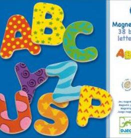 Djeco Djeco Magnetic's Buchstaben bei Pilzessin