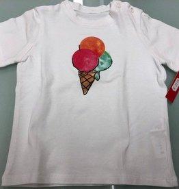 T-Shirt Eistüte von Bora Bora bei Pilzessin