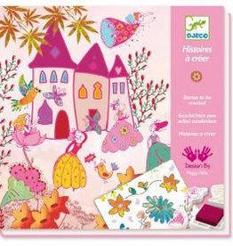 Djeco Djeco Prinzessinnen bei Pilzessin