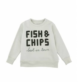 TinyCottons Tinycottons fish & chips Sweatshirt bei Pilzessin