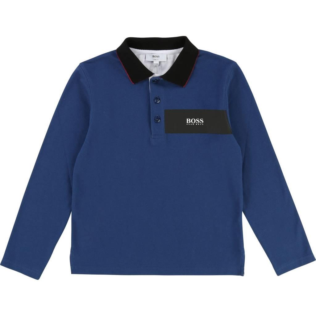 the latest 42ce0 18523 Poloshirt - Hugo - Boss - Kids - bei - Pilzessin
