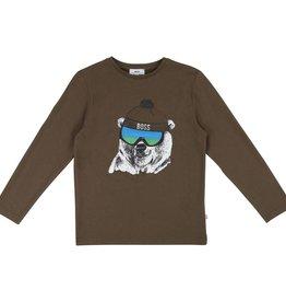 Langarm T-Shirt von Hugo Boss bei Pilzessin