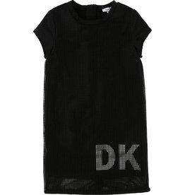 DKNY Netzkleid mit Ärmeln von DKNY bei Pilzessin