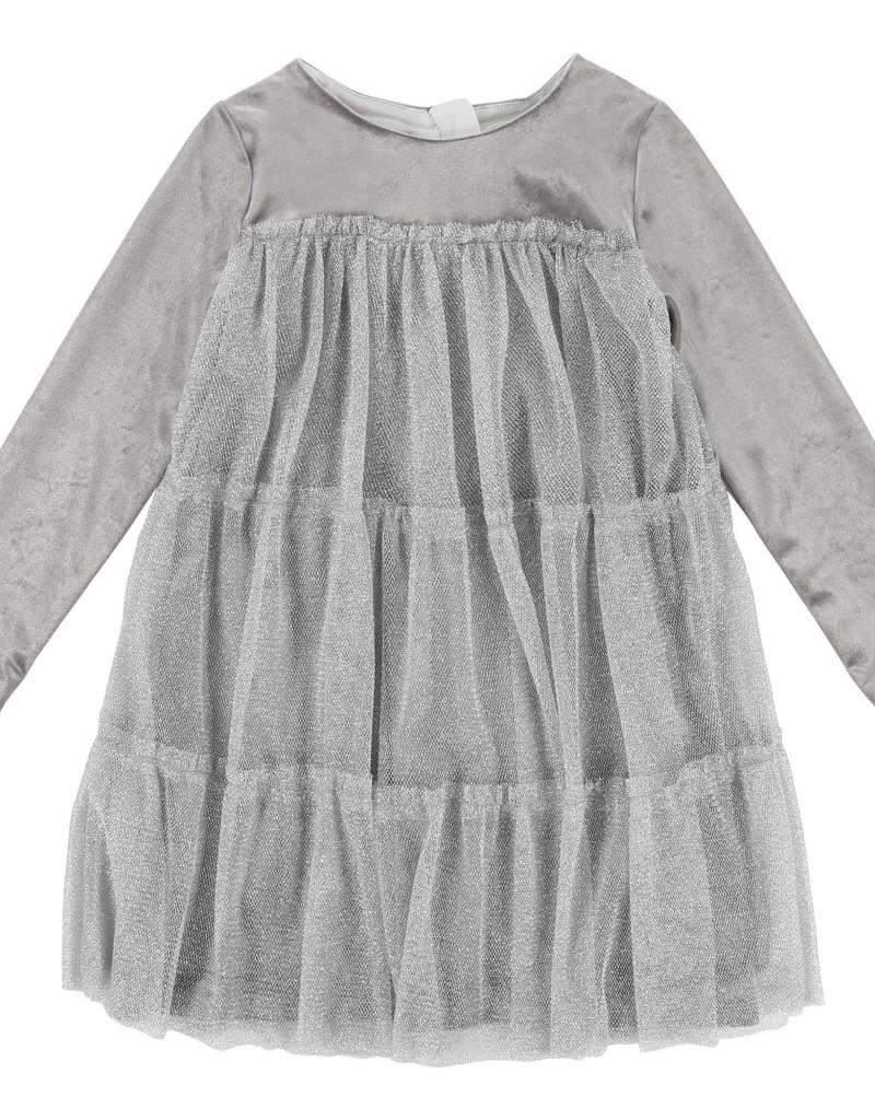 BILLIEBLUSH Kleid mit Ärmeln von Billieblush bei Pilzessin