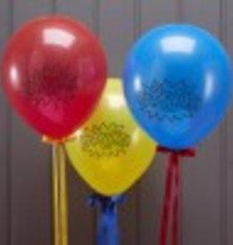 Superhelden Kaboom Luftballons von Ginger Ray bei Pilzessin