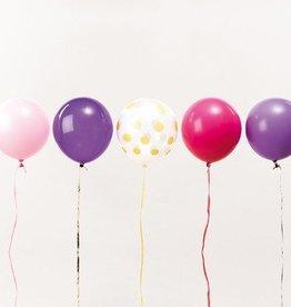 Ballon Mix Prinzessin von Rico Design bei Pilzessin