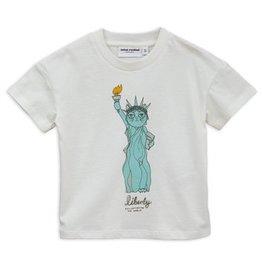 MINI RODINI Kurzarm T-Shirt von Mini Rodini bei Pilzessin