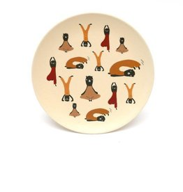 TT Bamboo Tableware - Plate